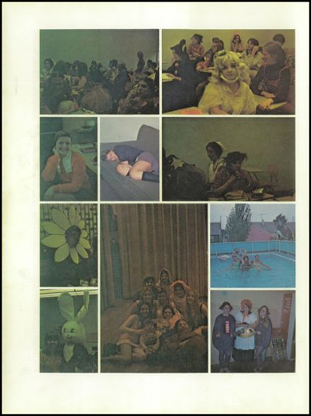 1974 Archbishop Carroll High School Yearbook Page 6