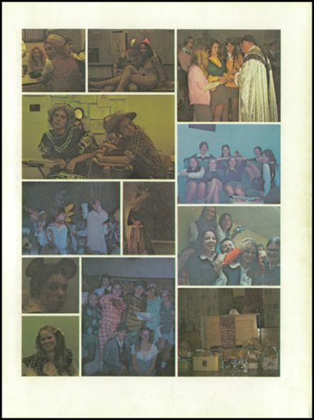 1974 Archbishop Carroll High School Yearbook Page 7