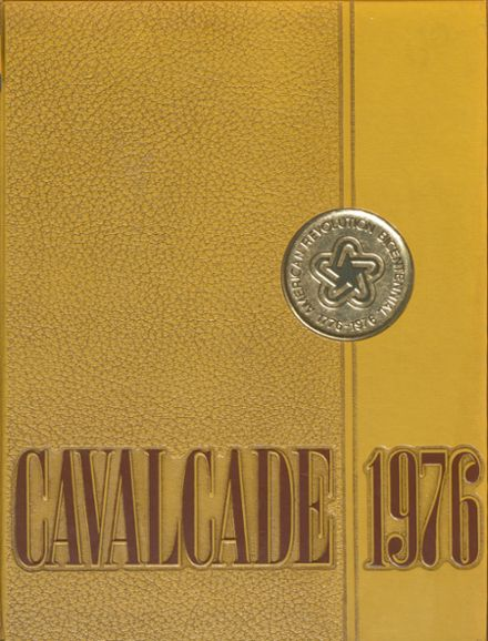 1976 Clawson High School Yearbook Cover