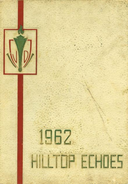 1962 Jamesville-DeWitt High School Yearbook Page 1