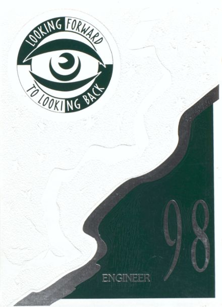 1998 Woodsville High School Yearbook Cover