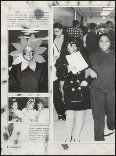 1996 Bixby High School Yearbook Page 8