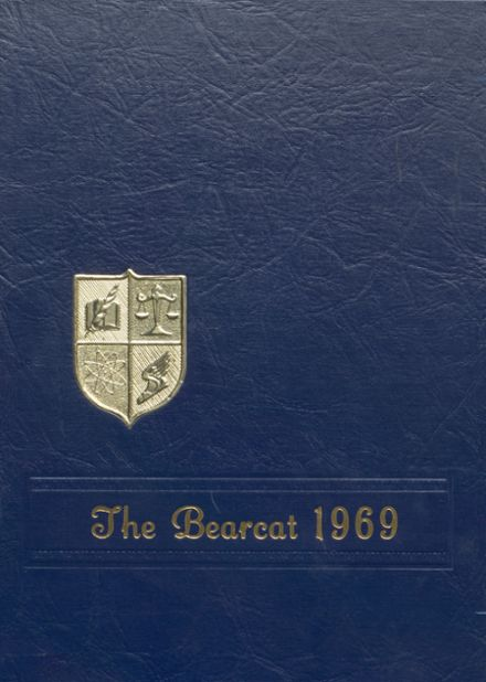 1969 Bentworth High School Yearbook Cover