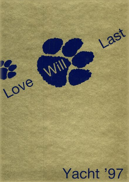 1997 North Lamar High School Yearbook Cover