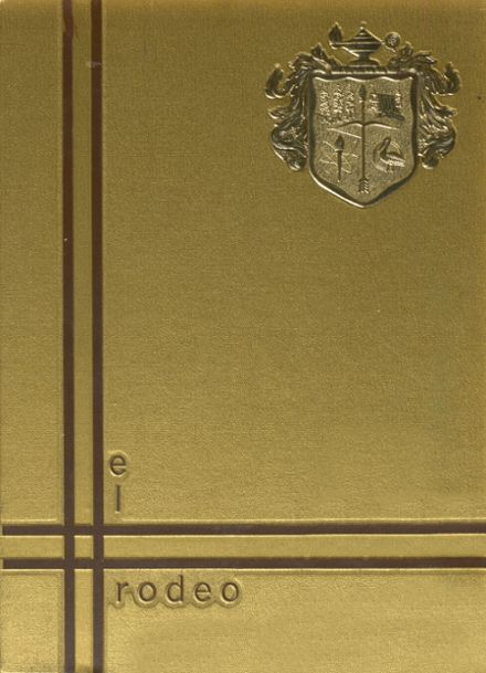 1969 Klamath Union High School Yearbook Cover