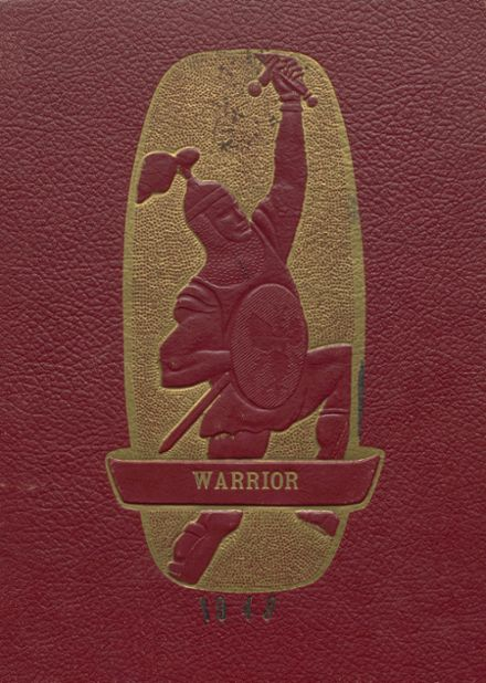 1949 Ripley High School Yearbook Cover