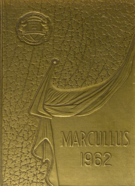 1962 Jefferson City High School Yearbook Cover