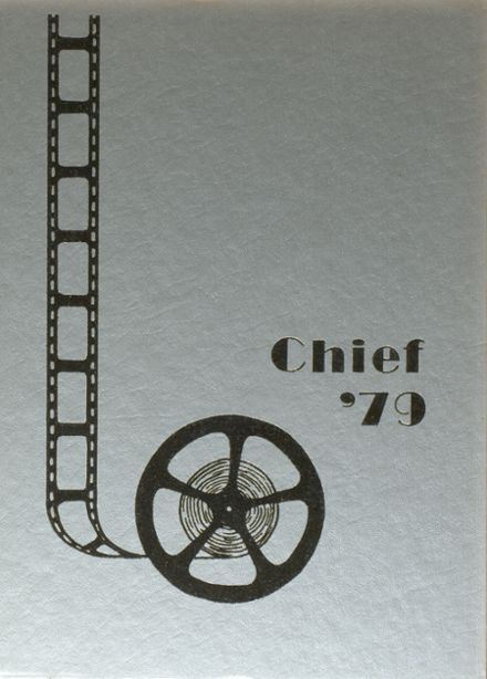 1979 Greenville High School Yearbook Cover