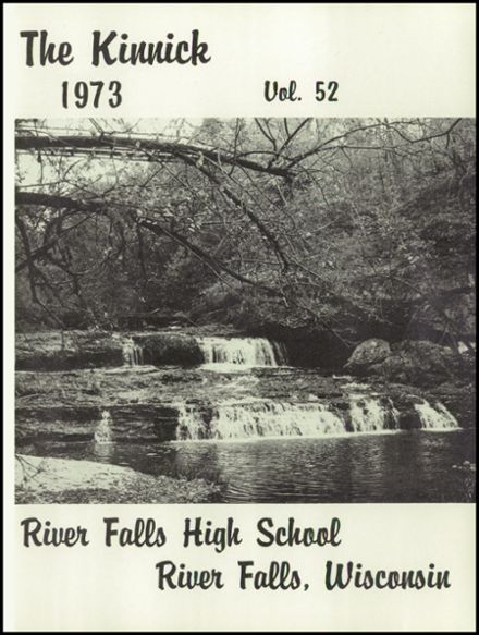 1973 River Falls High School Yearbook Page 5