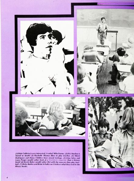 1980 Oroville High School Yearbook Page 8