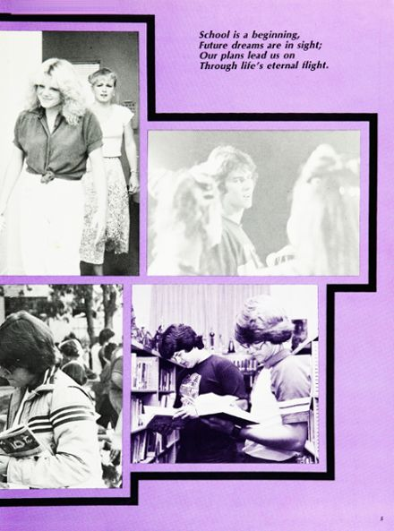 1980 Oroville High School Yearbook Page 9