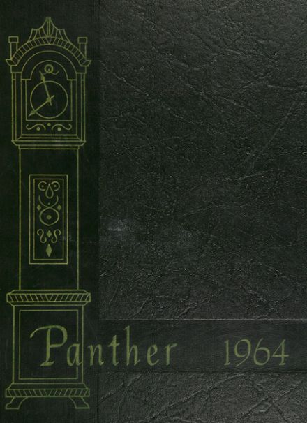 1964 West High School Yearbook Cover
