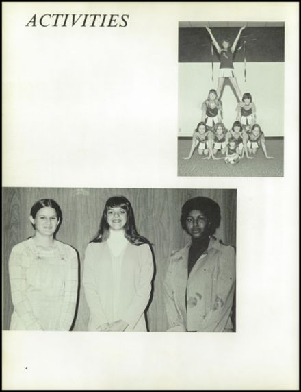 1976 Mildred High School Yearbook Page 8