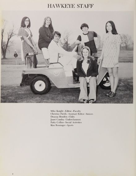 1974 Springs Valley High School Yearbook Page 6