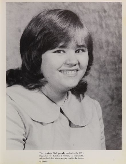 1974 Springs Valley High School Yearbook Page 7
