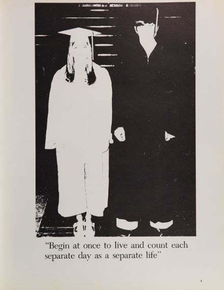 1974 Springs Valley High School Yearbook Page 9