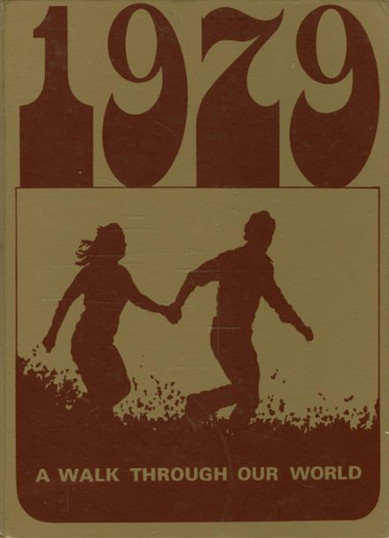 1979 South Harrison High School Yearbook Cover