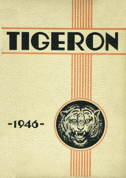 1946 Liberty Center High School Yearbook Cover