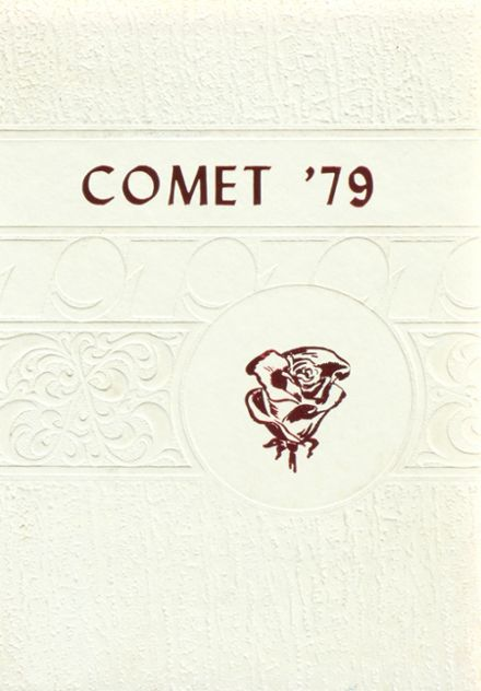 1979 Rolette High School Yearbook Cover