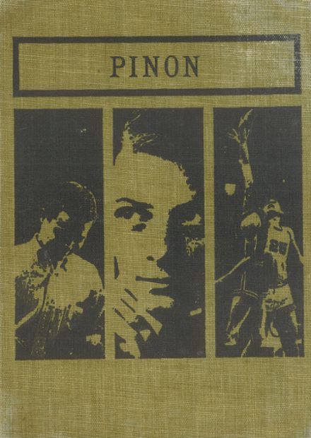 1971 San Juan High School Yearbook Cover