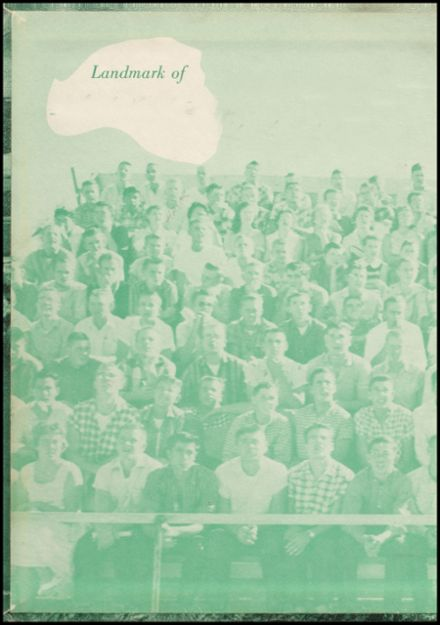 1959 Churchill County High School Yearbook Page 2
