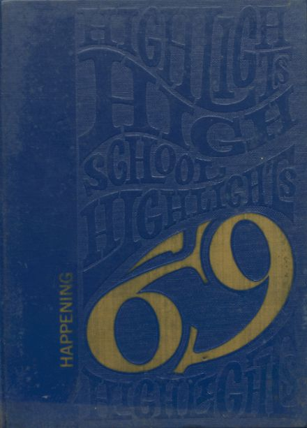 1969 North County Technical High School Yearbook Page 1
