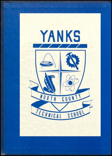 1969 North County Technical High School Yearbook Page 2