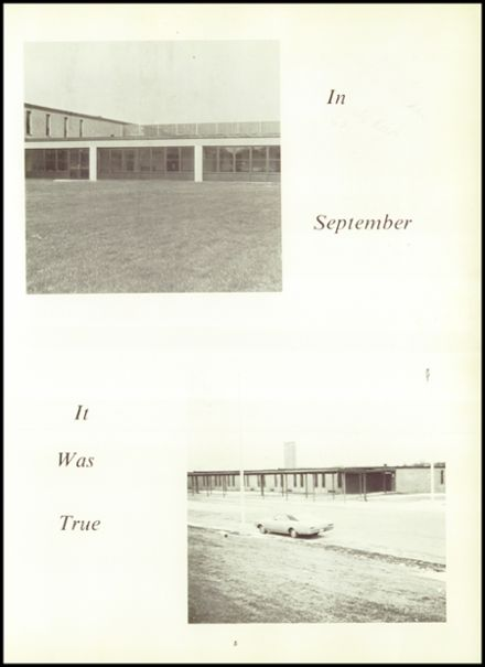 1969 North County Technical High School Yearbook Page 9