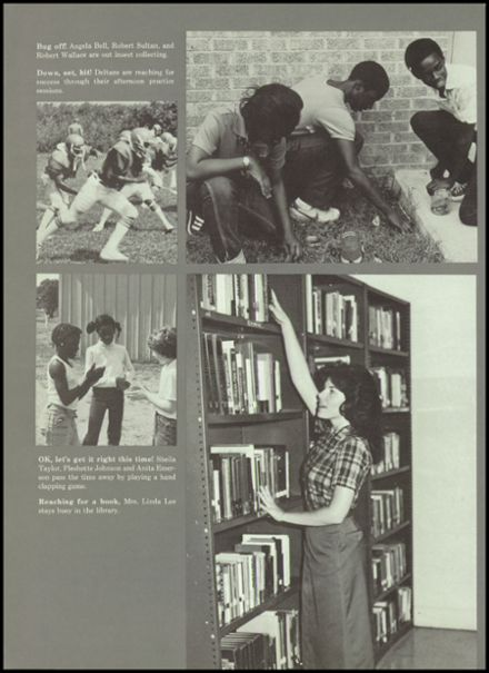 1983 Rolling Fork High School Yearbook Page 8