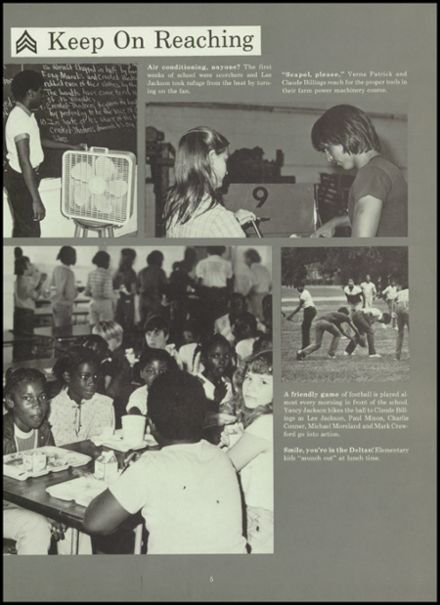 1983 Rolling Fork High School Yearbook Page 9