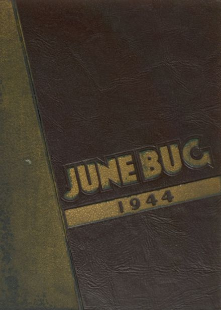 1944 East Technical High School Yearbook Cover
