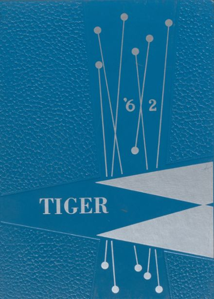 1962 Medford High School Yearbook Cover