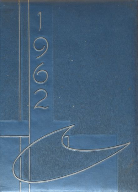 1962 South Kingstown High School Yearbook Cover