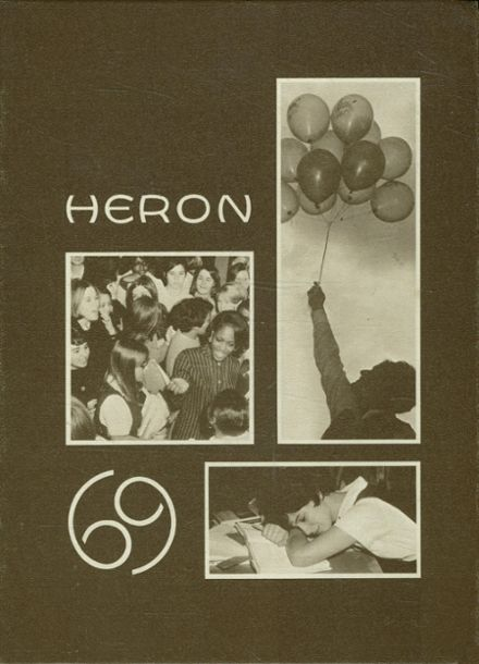 1969 Bishop O'Hern High School Yearbook Cover
