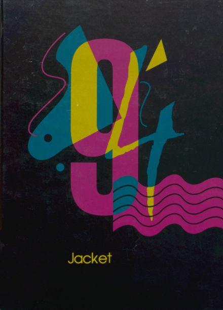 1994 Abbeville High School Yearbook Cover