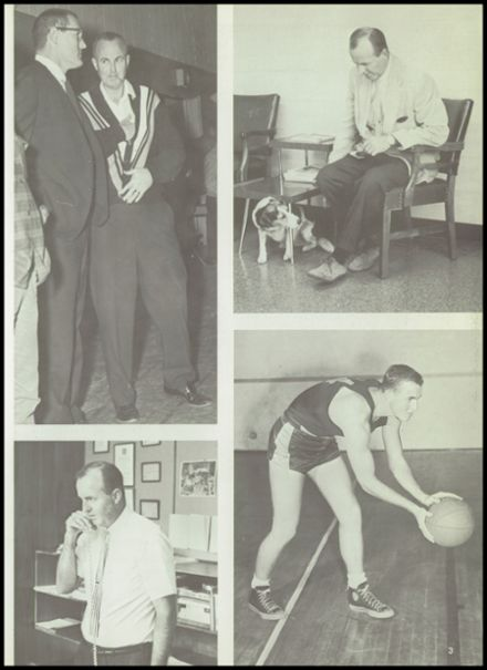 1968 Lincoln High School Yearbook Page 7