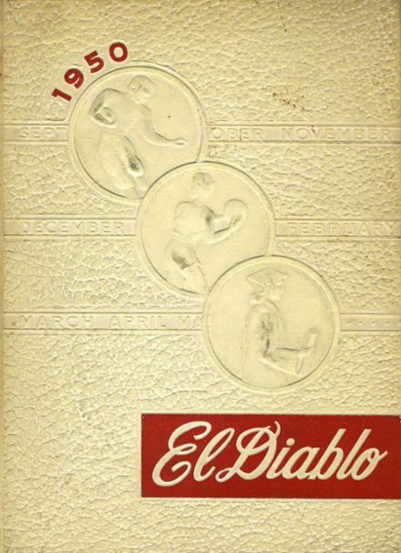1950 Hinsdale Central High School Yearbook Cover
