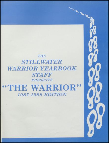 1988 Stillwater High School Yearbook Page 5