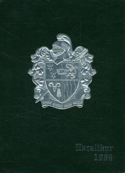1996 Richwoods High School Yearbook Cover