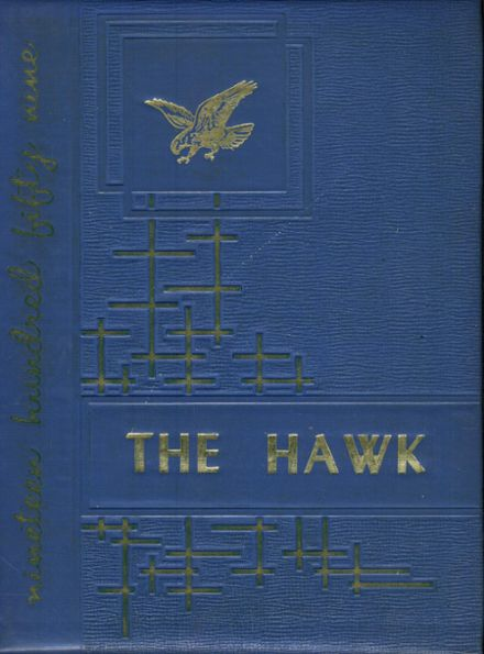 1959 Republic-Michigamme High School Yearbook Cover