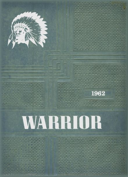 1962 New Winchester High School Yearbook Cover