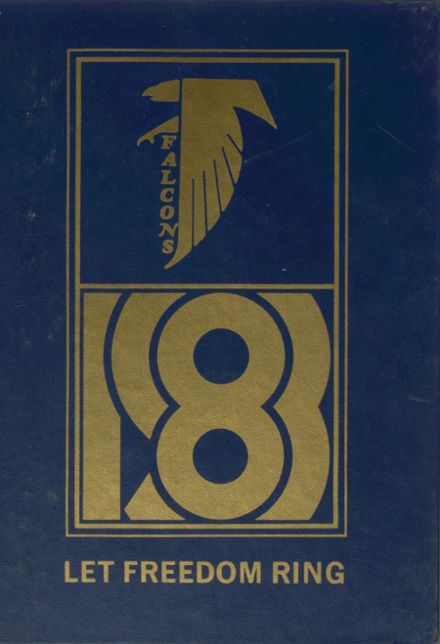 1983 Freedom Christian School Yearbook Cover