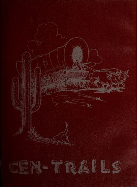 1952 Adams Central High School Yearbook Cover
