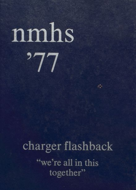 1977 North Montgomery High School Yearbook Cover