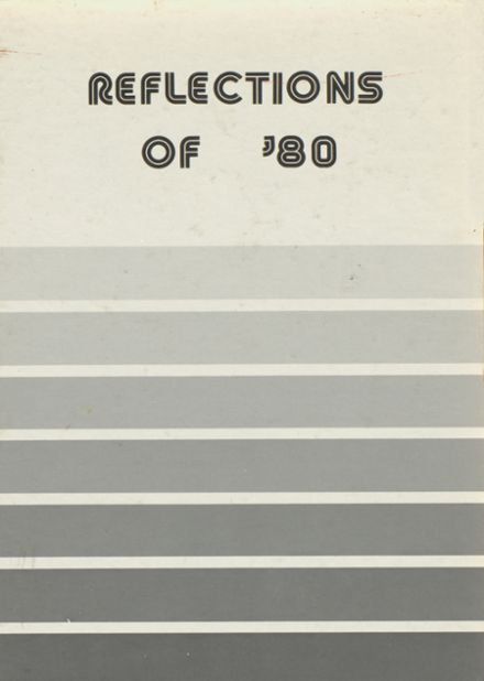 1980 Lincoln Community High School Yearbook Cover
