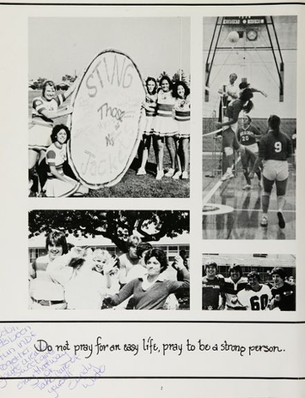 1980 Hueneme High School Yearbook Page 6