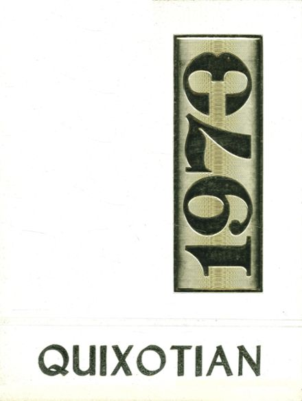 1973 Agoura High School Yearbook Cover