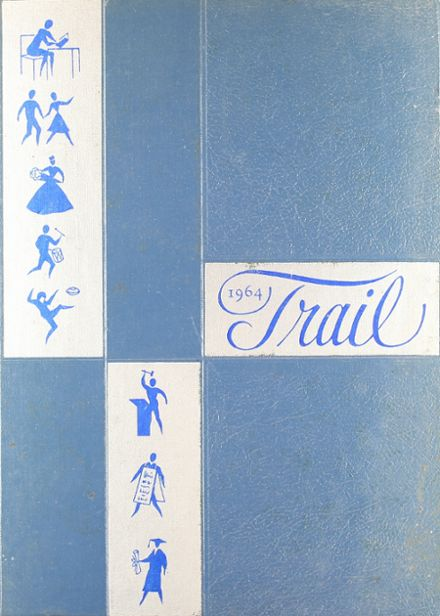 1964 Norman High School Yearbook Cover