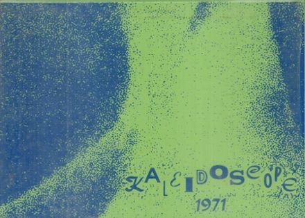 1971 Ledford High School Yearbook Cover