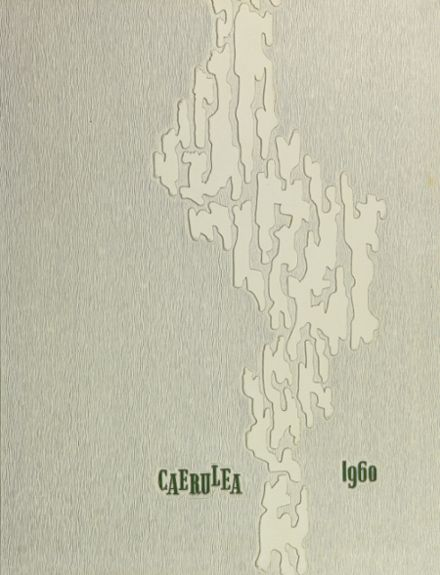 1960 Long Beach Polytechnic High School Yearbook Cover